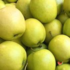 Picture of APPLE GOLDEN DELICIOUS LARGE