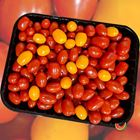 Picture of TOMATO CHERRY MIXED 1KG P/PACK
