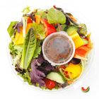 Picture of MIXED LEAF SALAD WITH BALSAMIC HERB DRESSING